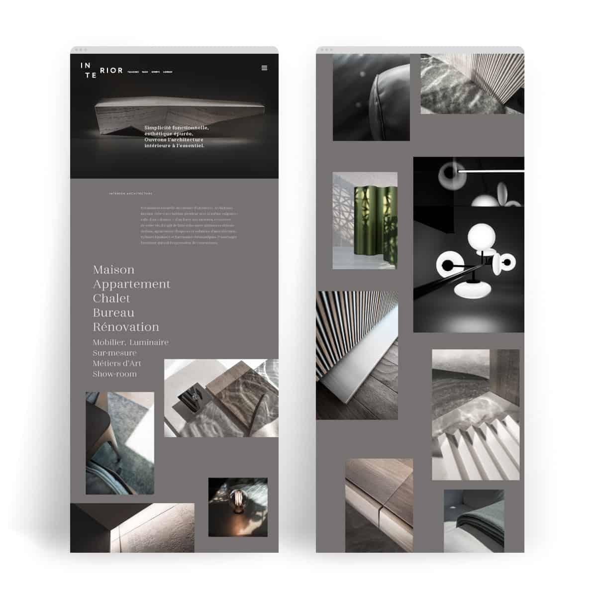 Création site internet, graphiste, webdesign. BLUE1310 agence de communication web marketing digital à Annecy