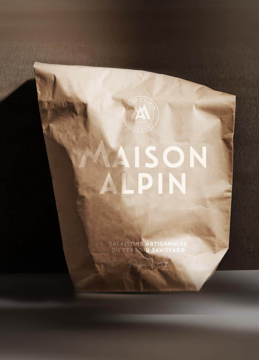 Packaging, création de logo, graphiste Annecy 74